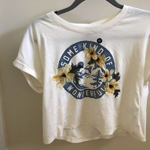a&f never worn tags on tee